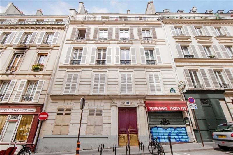 Vente appartement Paris 9ème 465000€ - Photo 9