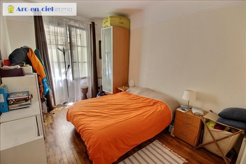 Verkoop  appartement Paris 17ème 309000€ - Foto 4