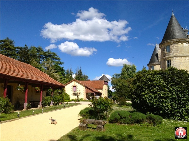 Vente de prestige maison / villa Douville 1600000€ - Photo 6