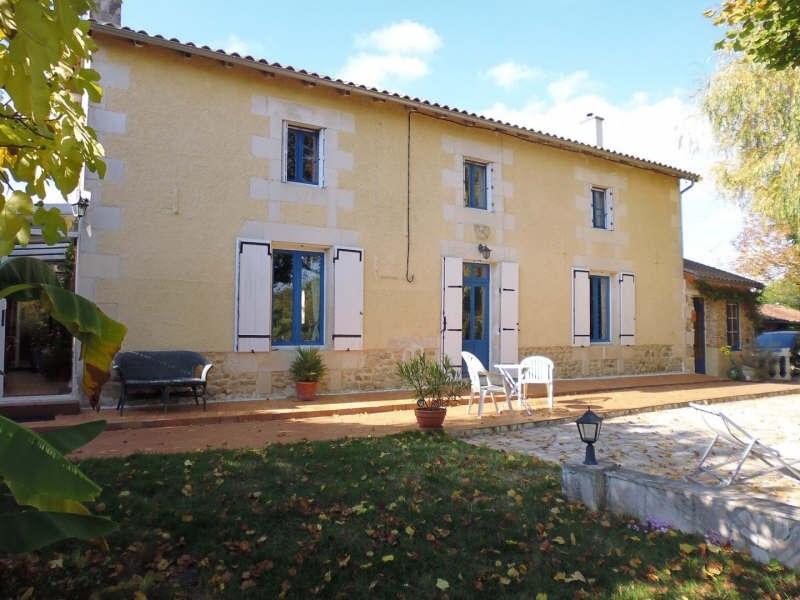 Vente maison / villa Nouaille maupertuis 278000€ -  2