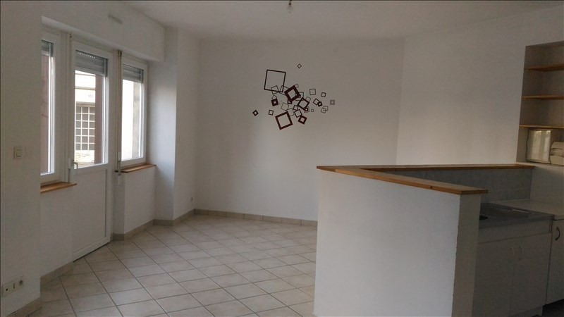 Rental apartment Janze 490€ CC - Picture 1