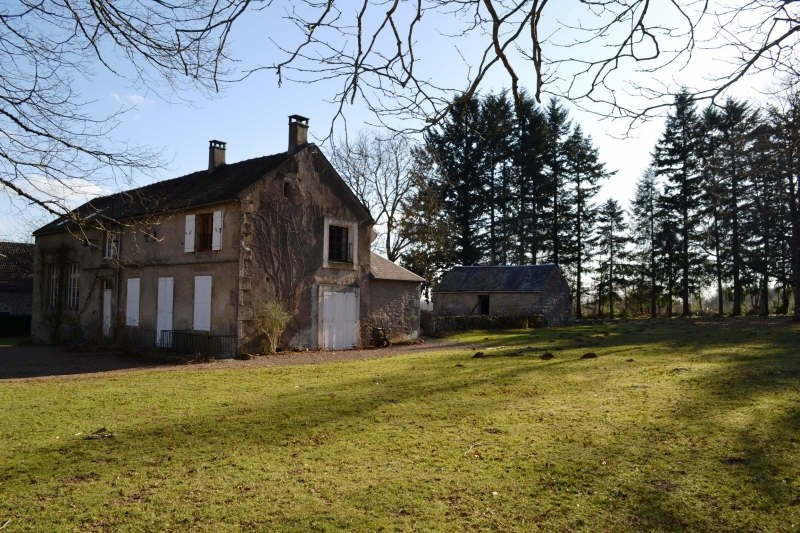 Sale house / villa Quarre les tombes 135000€ - Picture 2