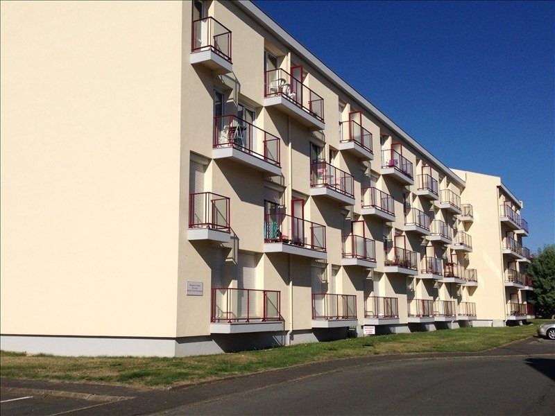 Sale apartment St brieuc 46 200€ - Picture 1