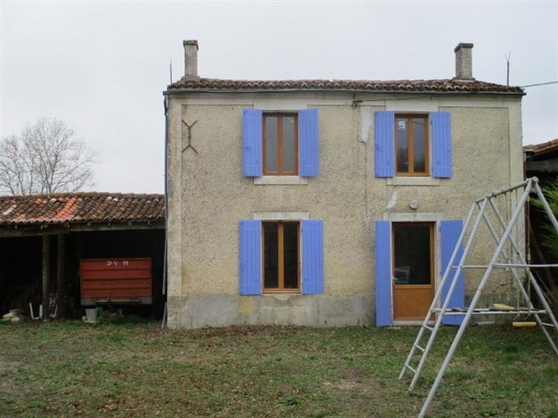 Rental house / villa Lozay 500€ +CH - Picture 1