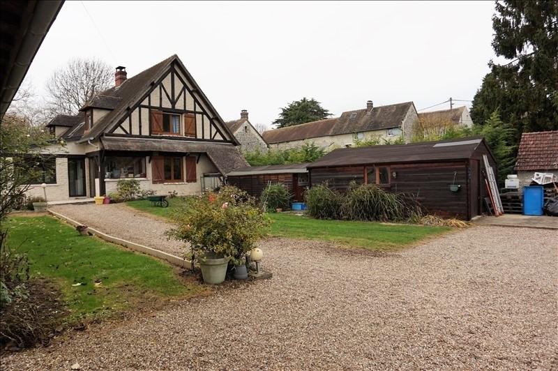 Vente maison / villa Breval 5 mn 343000€ - Photo 4