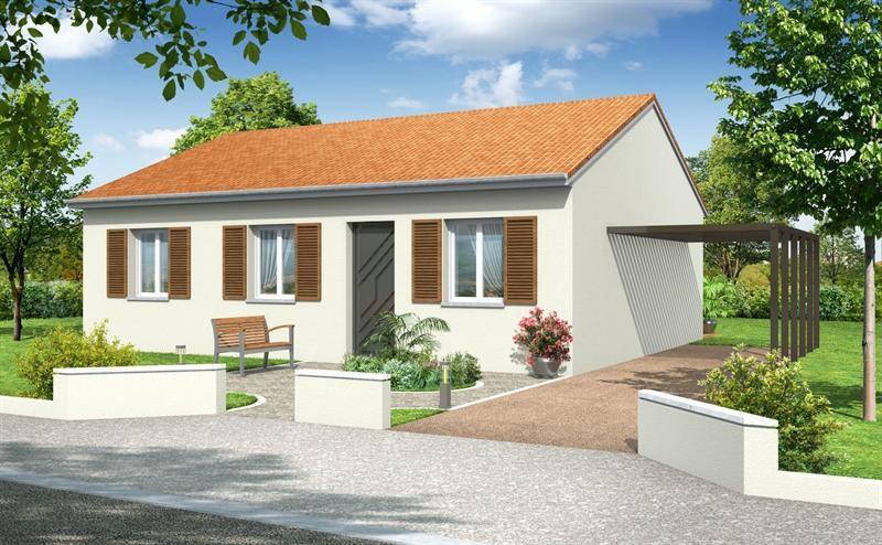 Maison  4 pièces + Terrain 360 m² Châtillon en Michaille (01200) par Compagnie de Construction