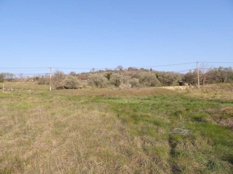Vendita terreno Barjac 75000€ - Fotografia 1