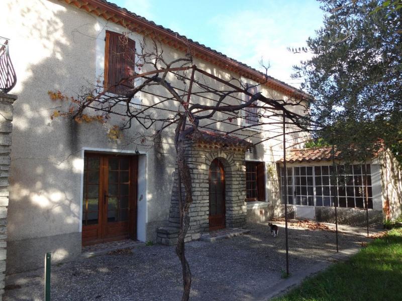 Rental house / villa Althen des paluds 750€ CC - Picture 1