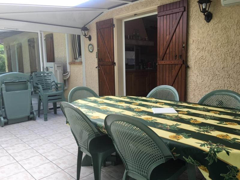 Vente maison / villa Luzinay 368000€ - Photo 13