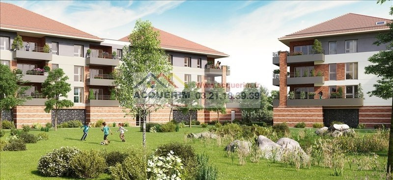 Sale apartment Courchelettes 160 952€ - Picture 1
