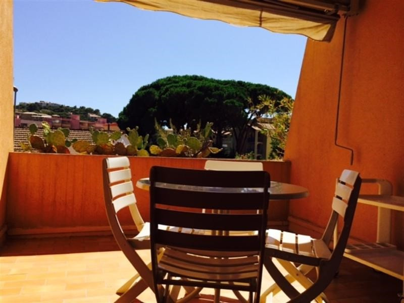 Location vacances appartement Cavalaire 300€ - Photo 1