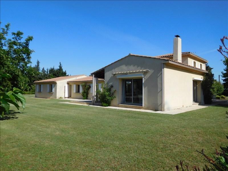 Престижная продажа дом Aubignan 630000€ - Фото 4