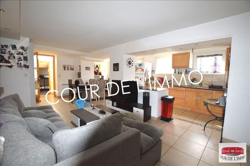 Sale apartment Lucinges 245000€ - Picture 2