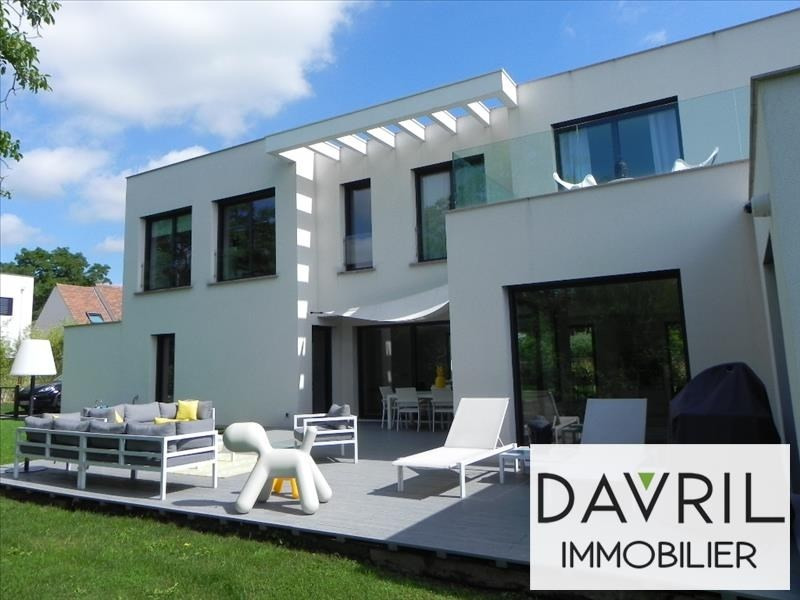 Deluxe sale house / villa Andresy 1 470 000€ - Picture 6