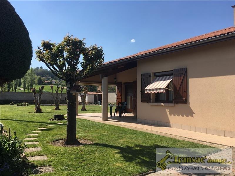 Sale house / villa Courpiere 190000€ - Picture 8