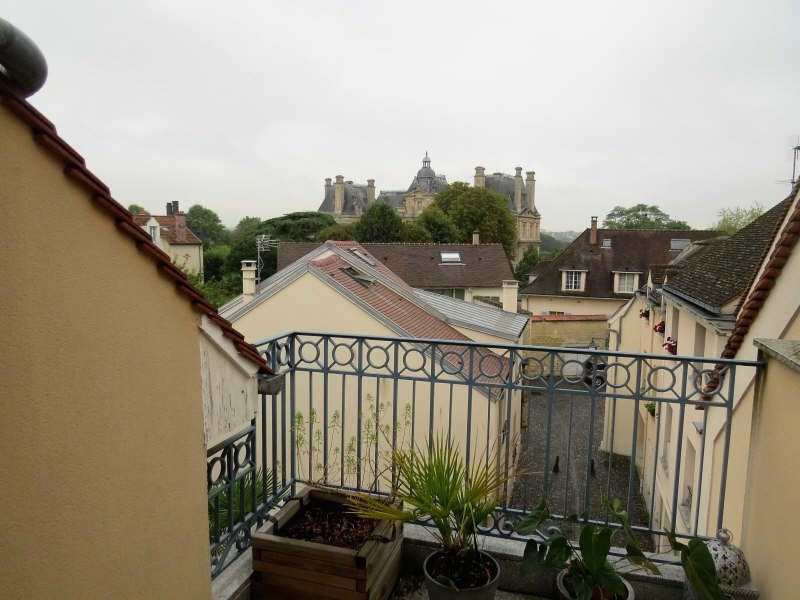 Rental apartment Maisons laffitte 1 050€cc - Picture 6