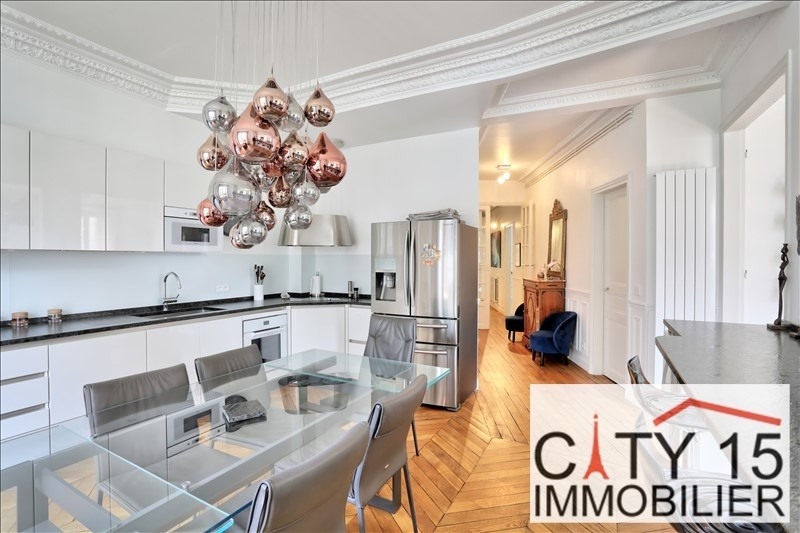 Vente de prestige appartement Paris 15ème 1 740 000€ - Photo 2