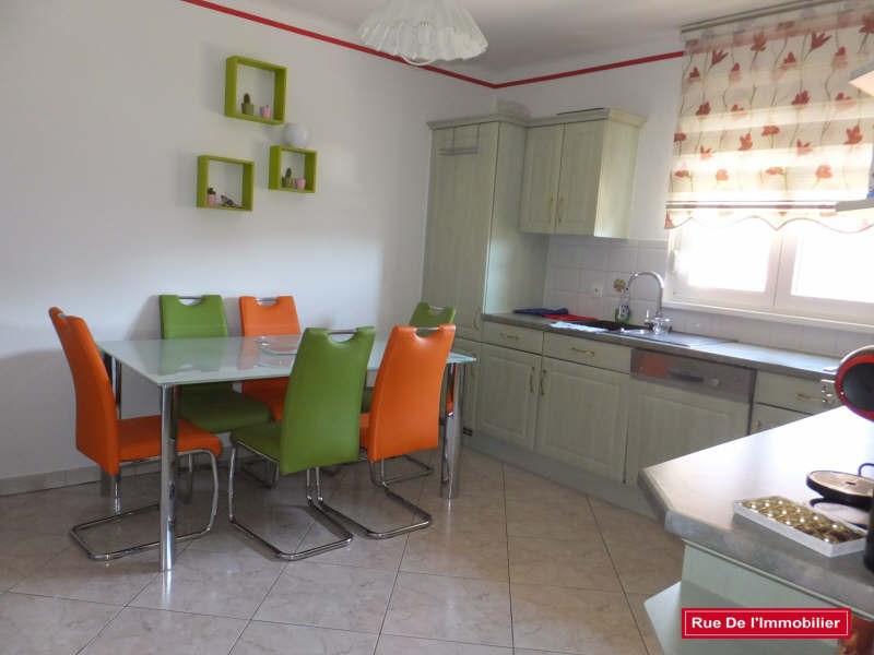 Sale house / villa Niederbronn les bains 228900€ - Picture 3