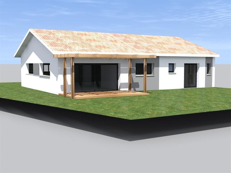 Maison  4 pièces + Terrain 510 m² Saubrigues par LB CREATION