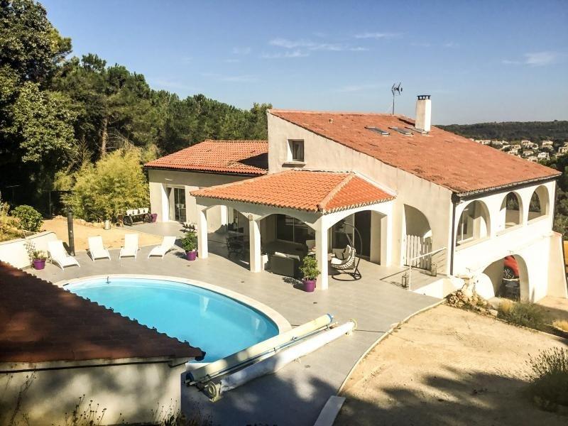 Deluxe sale house / villa Bagnols sur ceze 577000€ - Picture 1