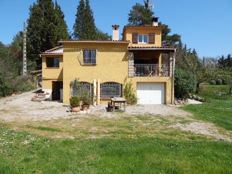 Sale house / villa Villecroze 252000€ - Picture 1