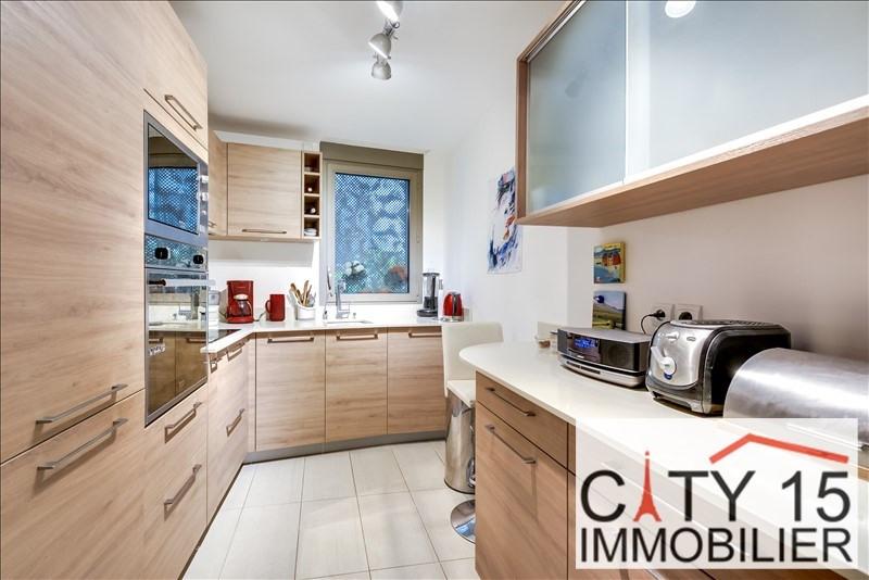 Vente de prestige appartement Paris 15ème 865000€ - Photo 3
