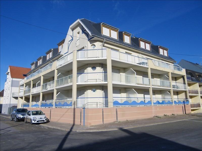 Vente appartement Fort mahon plage 162800€ - Photo 1