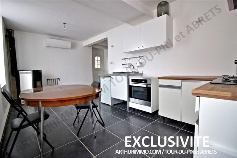 Sale house / villa Le pont de beauvoisin 125000€ - Picture 2