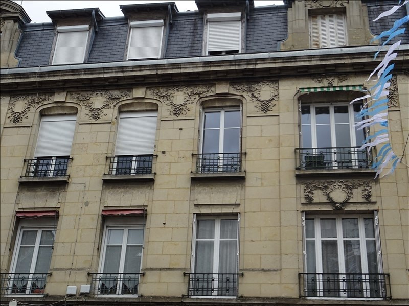 Vente appartement Soissons 117 000€ - Photo 1