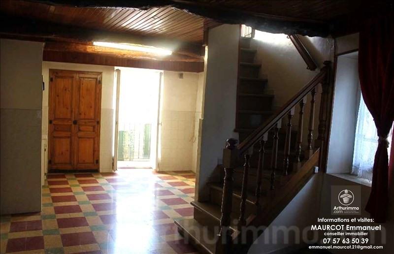 Sale house / villa Magalas 109000€ - Picture 1