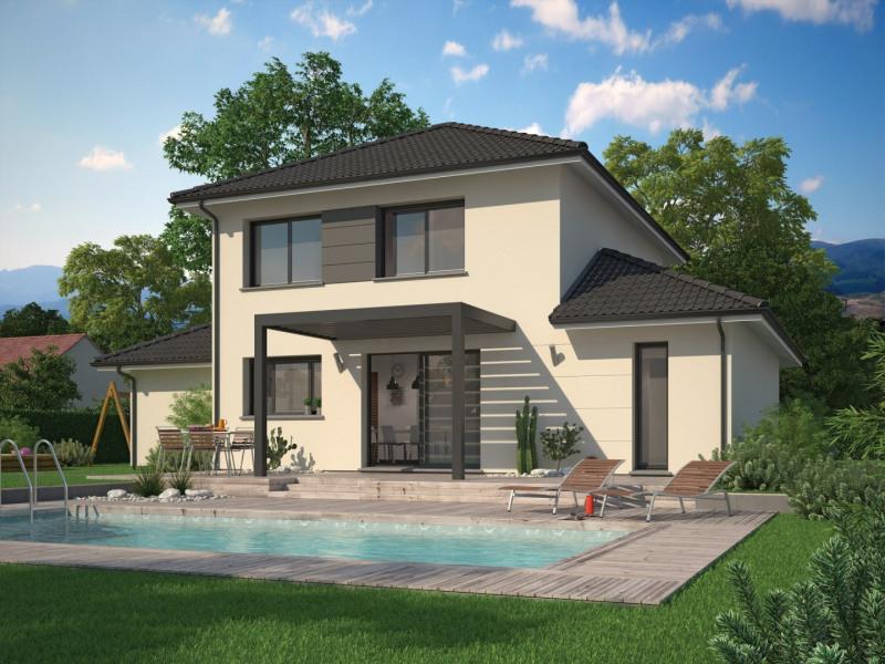 Maison  5 pièces + Terrain 688 m² Taninges par MAISON FAMILIALE DRUMETTAZ CLARAFOND