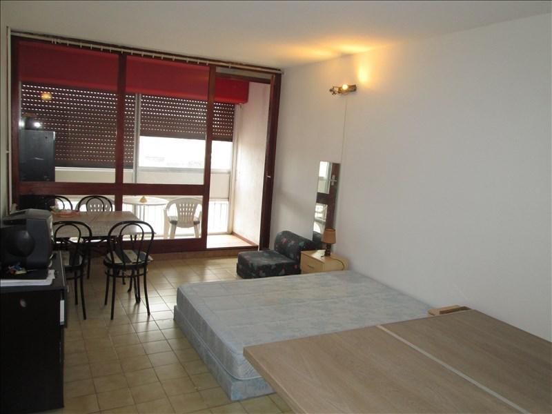 Vente appartement Balaruc les bains 98000€ - Photo 1