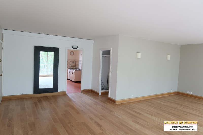 Venta  apartamento Boulogne billancourt 820000€ - Fotografía 2