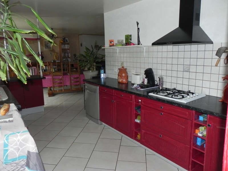 Vente maison / villa Esnon 210000€ - Photo 2