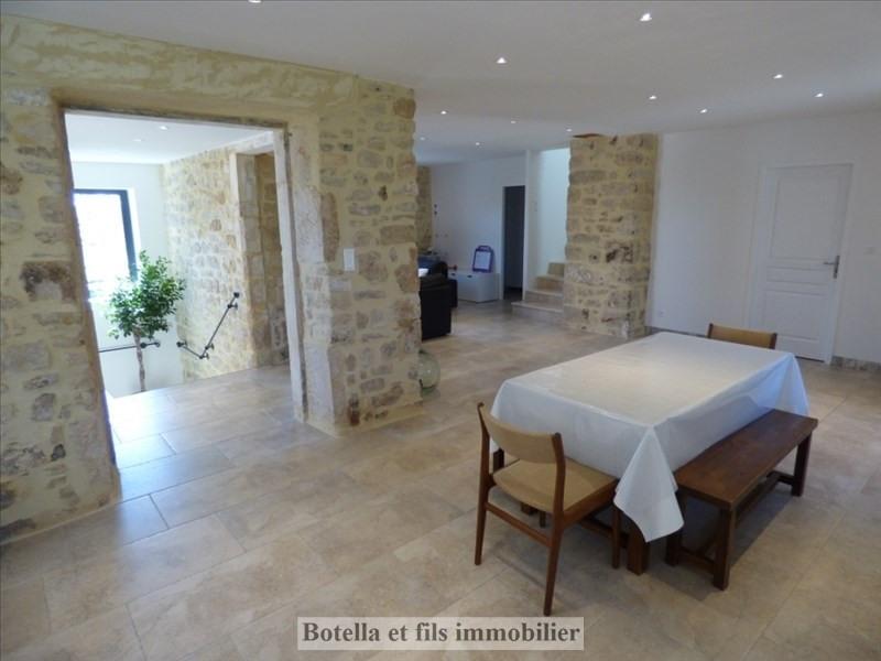 Immobile residenziali di prestigio casa Barjac 535000€ - Fotografia 11