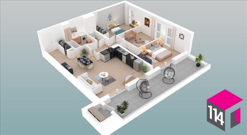 Sale apartment St bres 246900€ - Picture 5