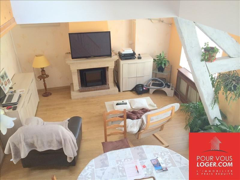 Rental apartment Le portel 550€ CC - Picture 1