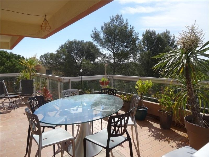 Vente appartement Boulouris 475000€ - Photo 1