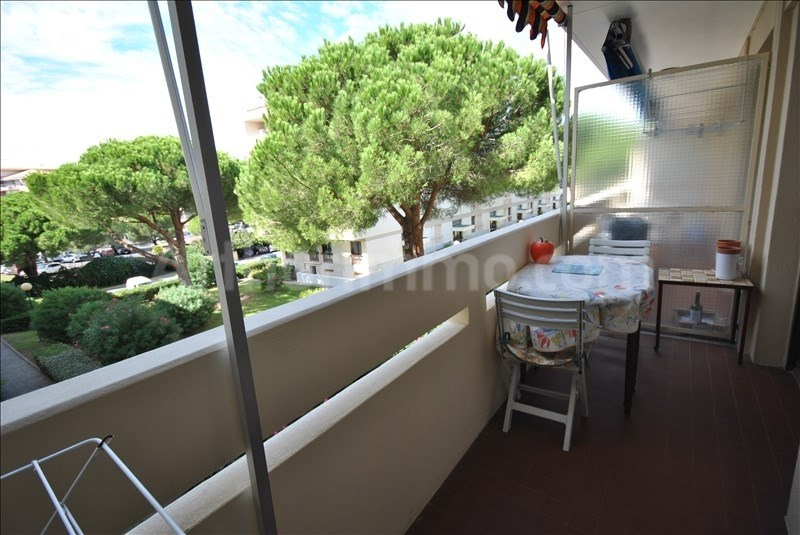 Sale apartment Frejus-plage 212 000€ - Picture 1