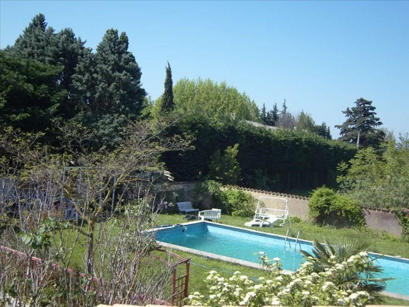 Vente maison / villa Le thor 405000€ - Photo 4