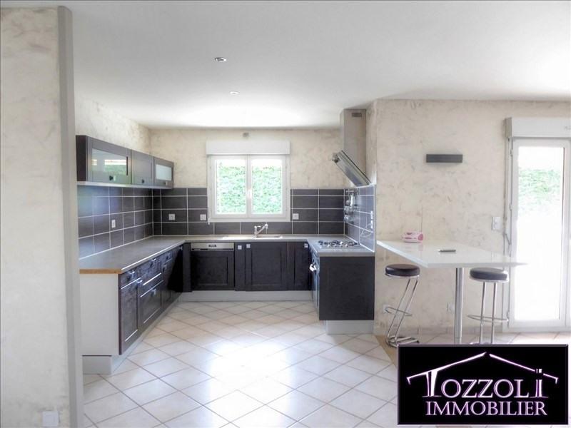 Sale house / villa Colombier saugnieu 420000€ - Picture 3