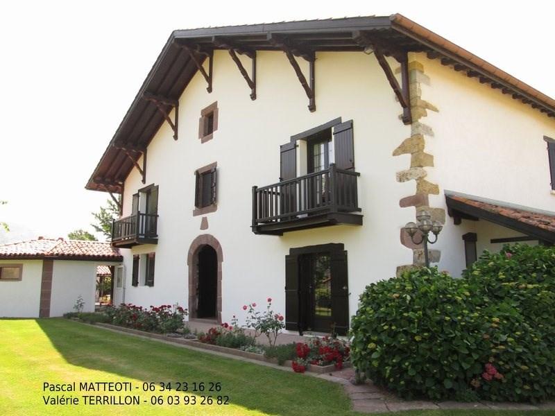 Villa 18 pièces Ahaxe-Alciette-Bascassan