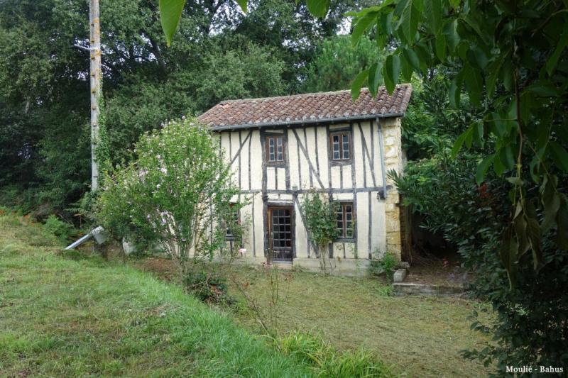 Vente maison / villa Eugenie les bains 59000€ - Photo 2