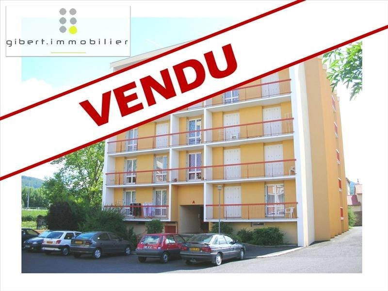 Vente appartement Vals pres le puy 55000€ - Photo 1