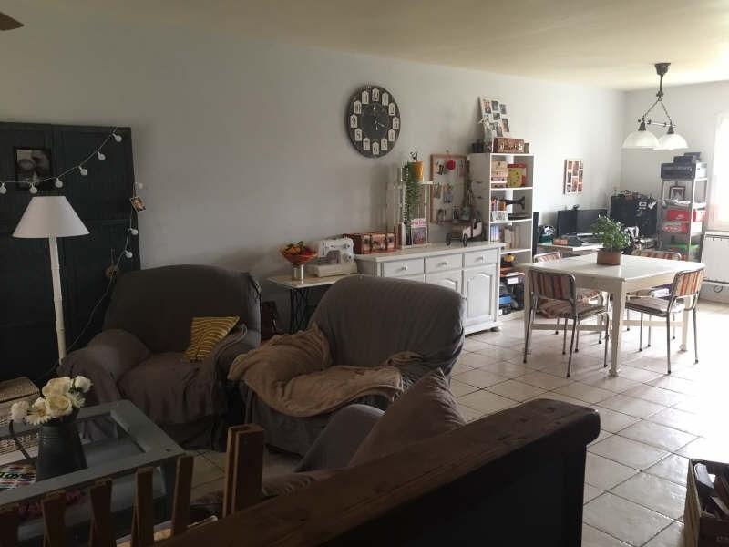Vente maison / villa Roches premarie andille 165000€ - Photo 2