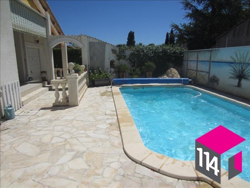 Sale house / villa Baillargues 478000€ - Picture 1