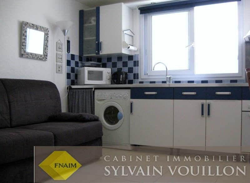 Verkoop  appartement Villers sur mer 54000€ - Foto 1