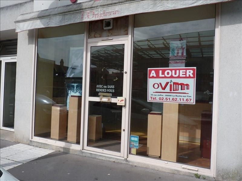 Rental empty room/storage La roche sur yon 600€ HT/HC - Picture 2