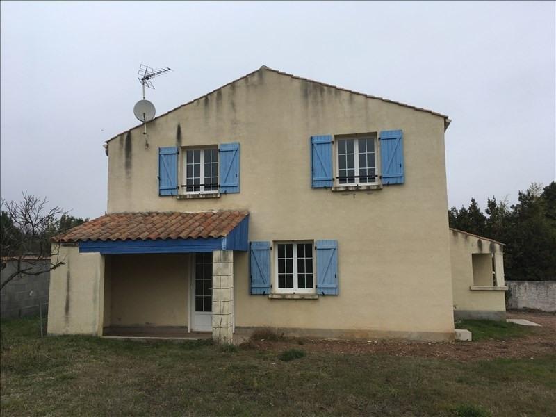 Vente maison / villa Lucon 162750€ - Photo 1