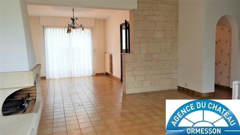 Sale house / villa Ormesson sur marne 432000€ - Picture 2